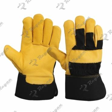 Canadian Rigger Leather Gloves