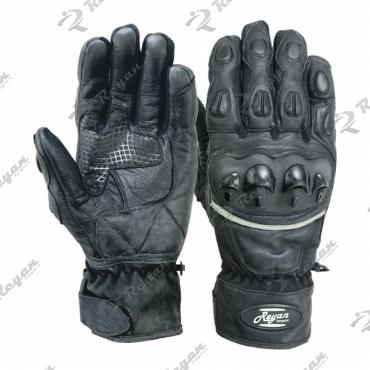 Motorbike Leather Glove