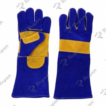 Welding Work Leather Gloves